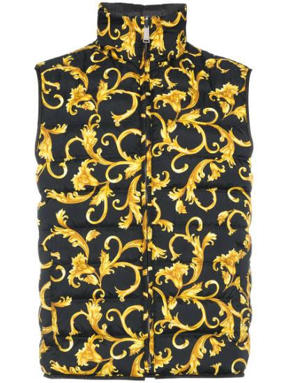 18 Karat Weste Versace
