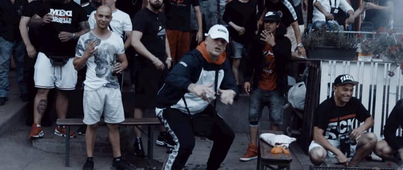 500PS Raf Camora Bonez MC