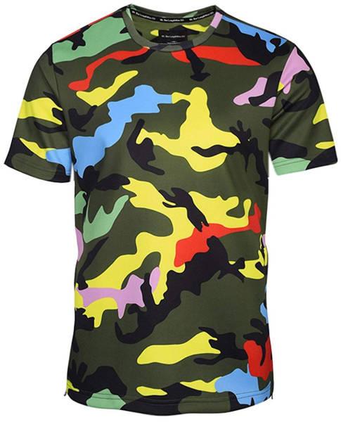 Ardian Bujupi Camouflage T-Shirt ähnlich