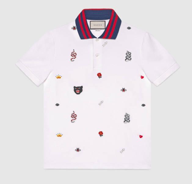 Ardian Bujupi Poloshirt Gucci