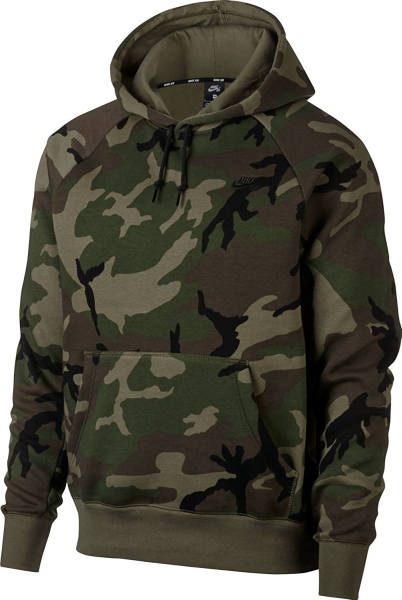 Azet Camouflage Pullover