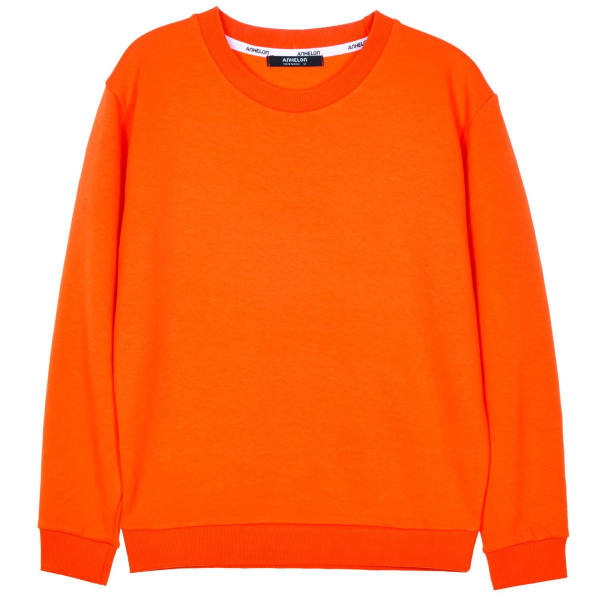 Azet Nike Pullover Orange Alternative