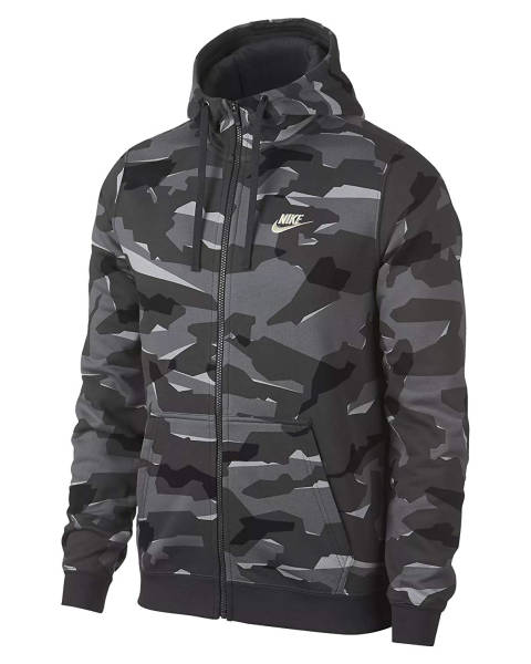 Bonez MC Trainingsjacke Camouflage