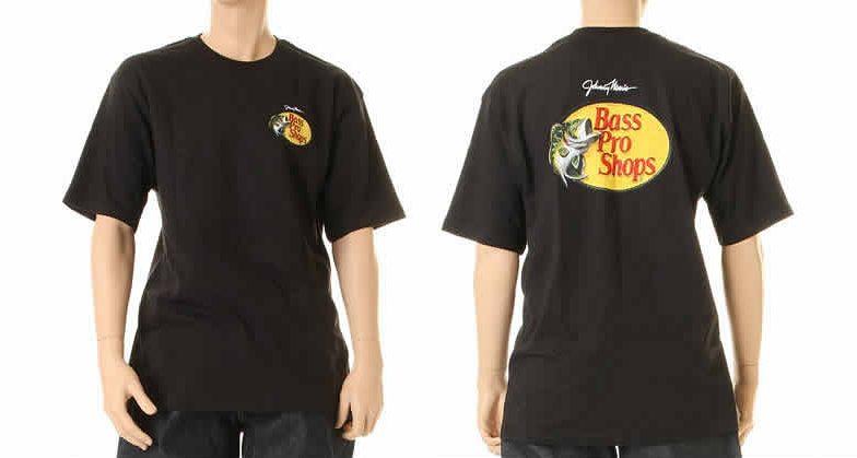 Bushido T-Shirt Bass Pro Shops