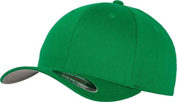 Cap grün schlicht