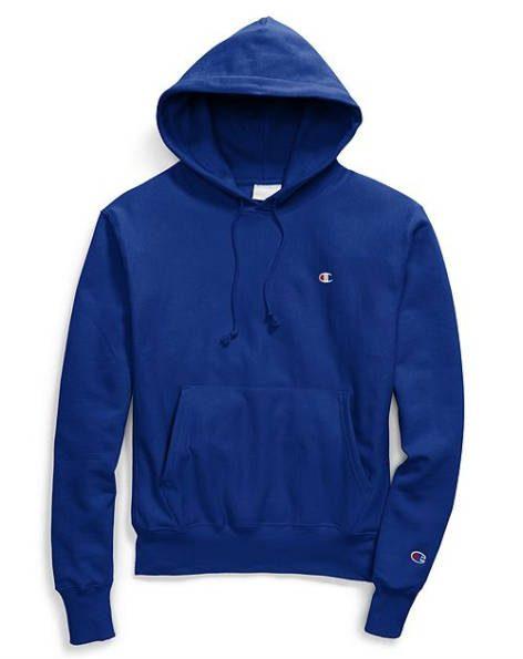 Capital Bra Champion Hoodie blau