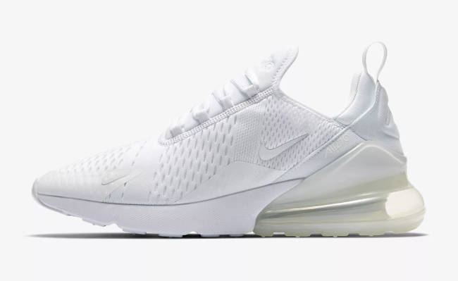 Capital Bra Nike Air Max 270 weiß