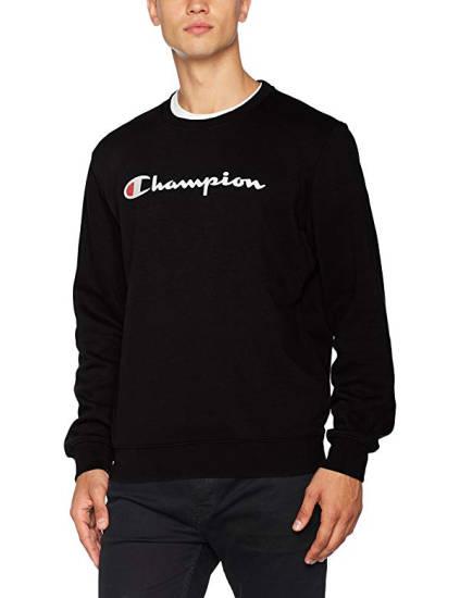 Champion Logo Pullover