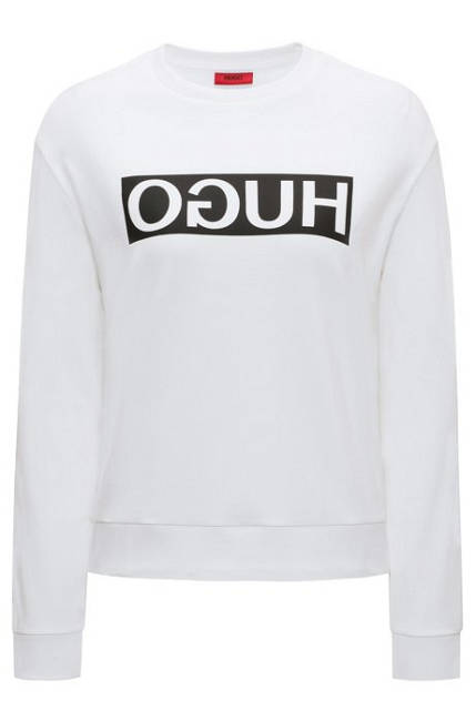 Eno Mercedes Outfit Hugo Pullover