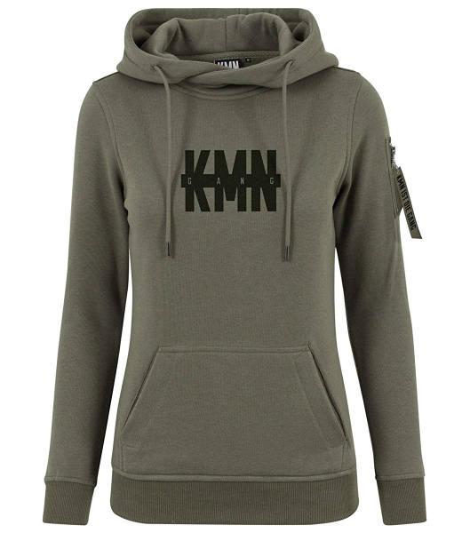KMN Gang Pullover Olive Grün