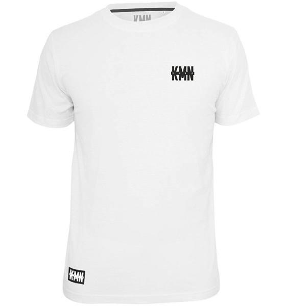KMN Gang T-Shirt weiß