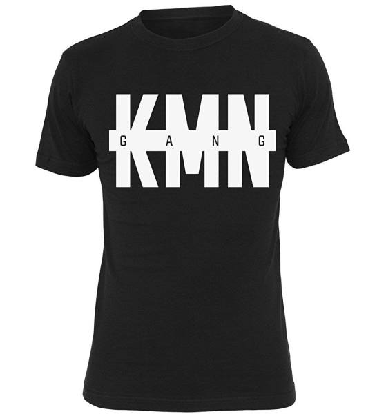 KMN Shirt schwarz