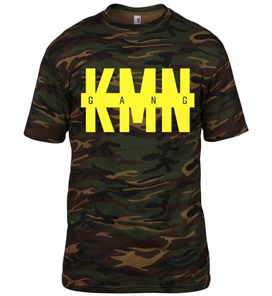 KMN T-Shirt Camouflage
