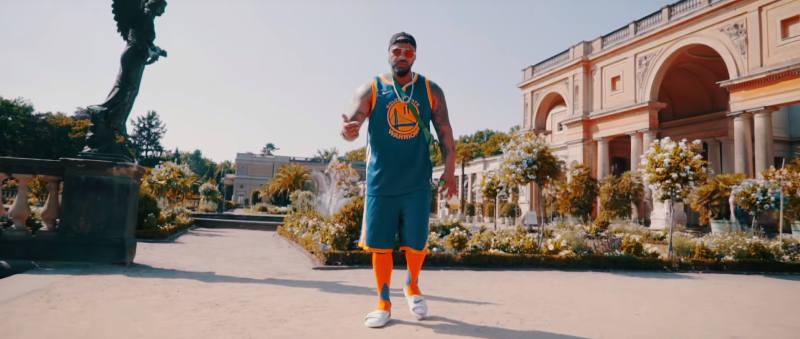Massiv NBA Outfit