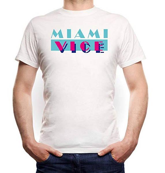 Miami Yacine Miami Vice T-Shirt
