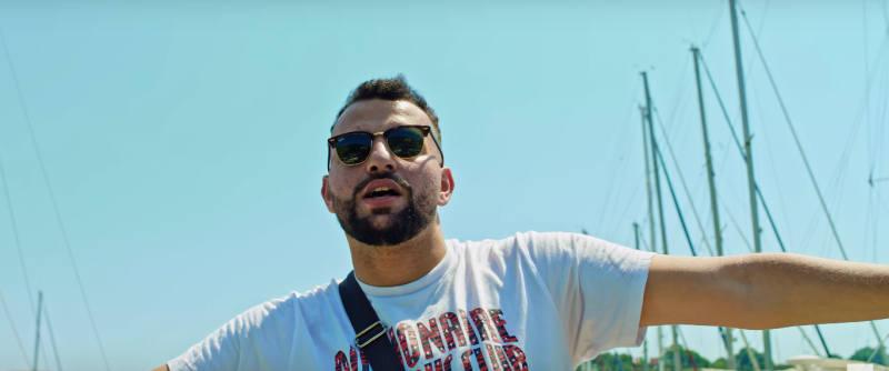 Miami Yacine Sonnenbrille Ray Ban