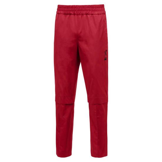 Moe Phoenix Style Jogginghose rot