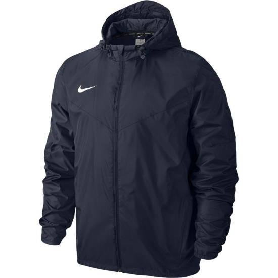 Nike Jacke schwarz Logo