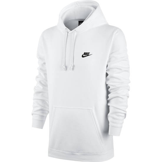 Nike Pullover weiß