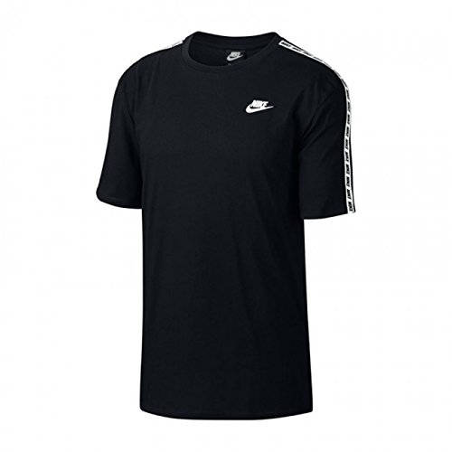 Nike Repeat T-Shirt schwarz