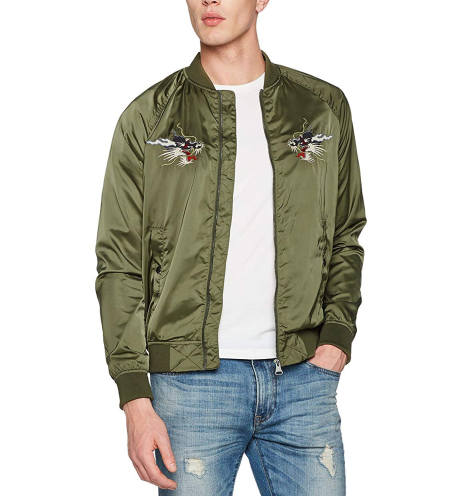Raf Camora Jacke grün Alternative