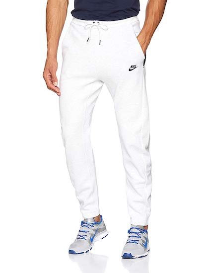 Raf Camora Risiko Nike Jogger weiß