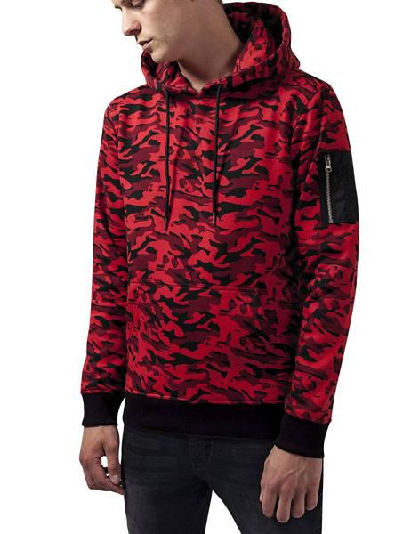 Reda Rwena Camouflage rot ähnlich
