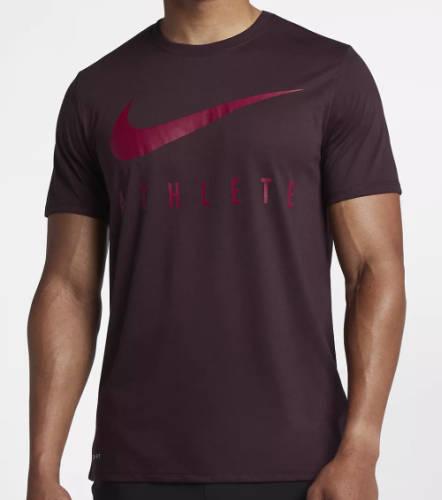 T-Shirt Nike Swoosh Logo