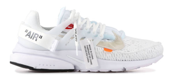 Ufo361 Nike Air Presto Off White