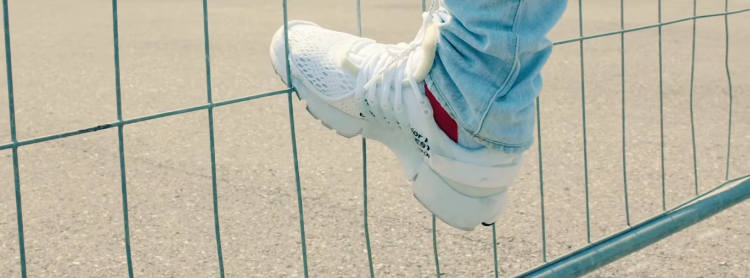 Ufo361 Sneaker Nike Air Presto Off White