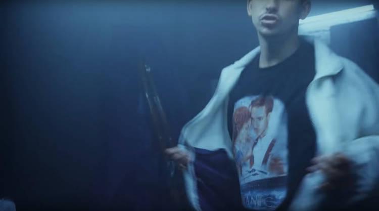 Yung Hurn Titanic T-Shirt