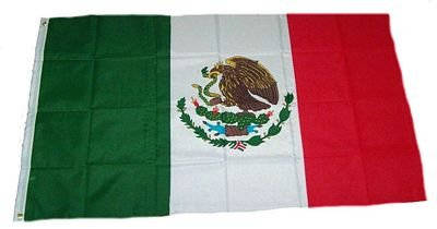 6ix9ine Bebe Mexiko Flagge