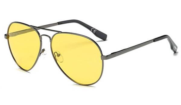Azzi Memo Style Pilotenbrille