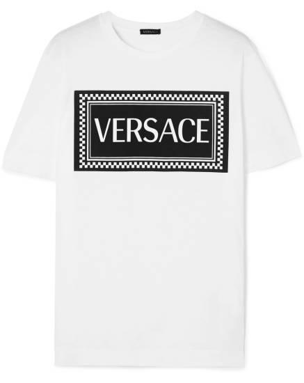 Azzi Memo T-Shirt Versace