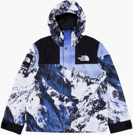 Bonez MC Jacke The North Face x Supreme