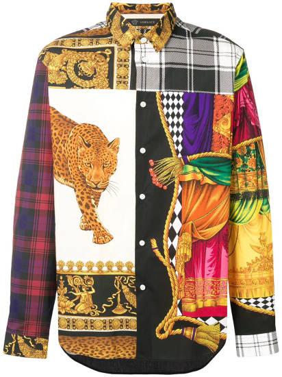 Capo Versace Hemd