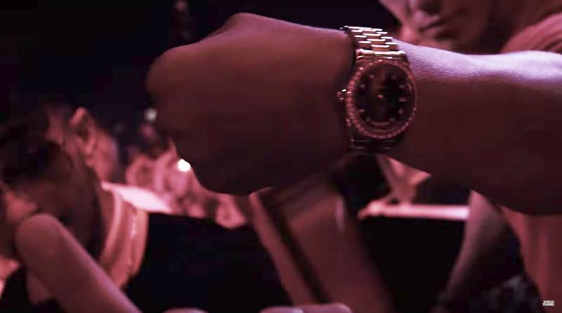 Farid Bang Rolex