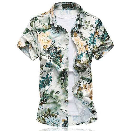 Farid Bang Style Hawaii Hemd