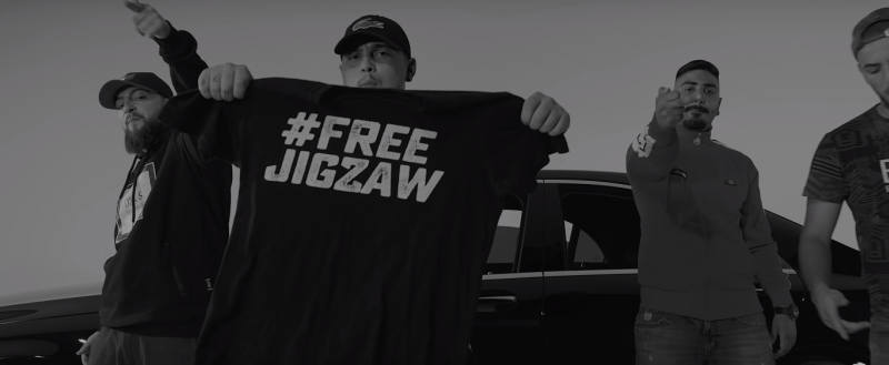 Free Jigzaw T-Shirt