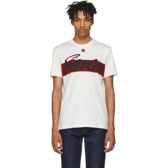 Givenchy T-Shirt weiß