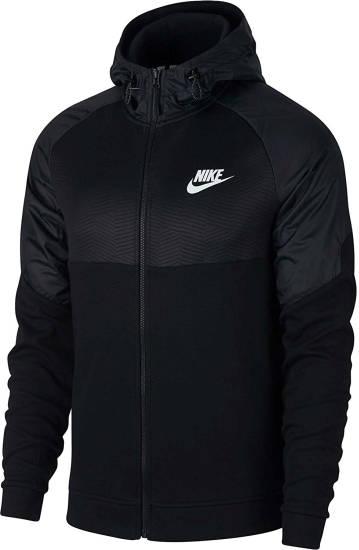 Jigzaw Jacke schwarz Nike