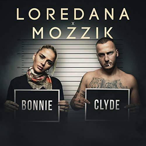 Loredana Mozzik Bonnie und Clyde Outfit