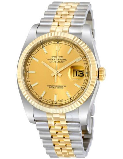 Luciano Uhr Rolex