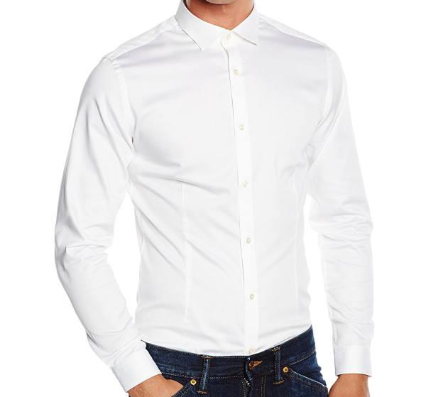 Mert Hemd weiß