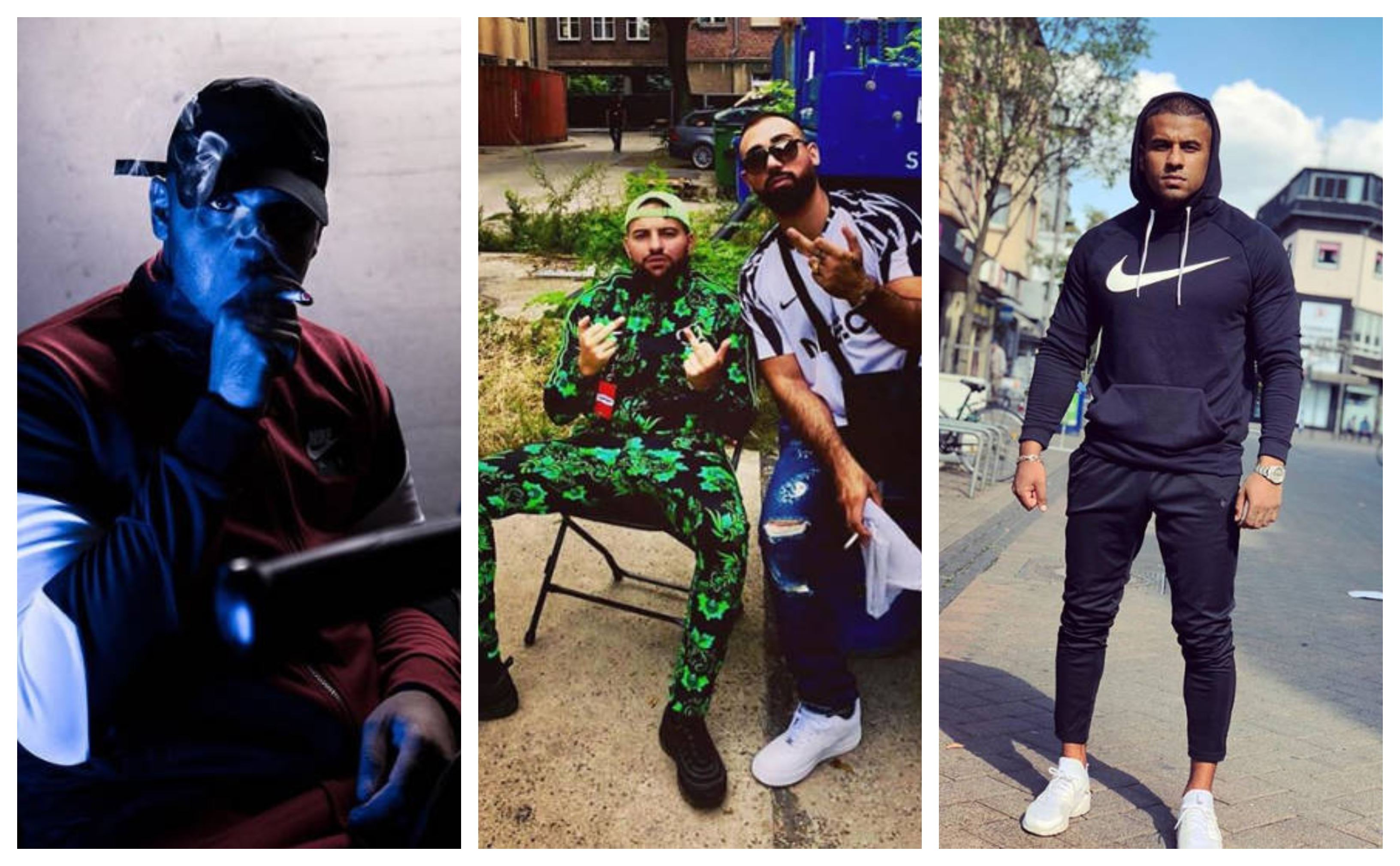 available save off price reduced Rap Outfit Update: Instagram Outfits mit Kurdo, Miami Yacine ...