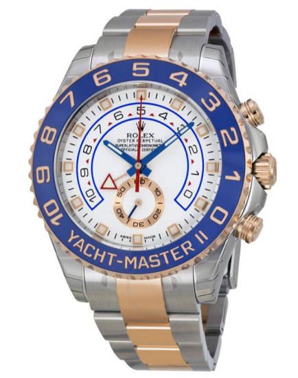 Capo Rolex Uhr Yacht Master II