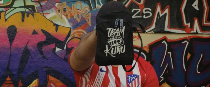 Team Kuku Brusttasche
