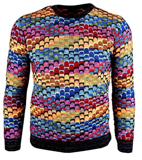 Veysel Uff Style Pullover
