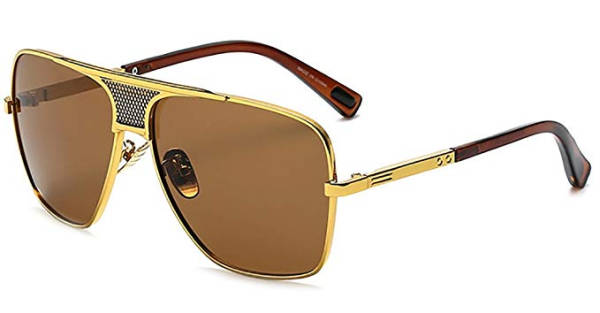Azet Style Sonnenbrille gold
