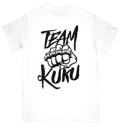 Beto T-Shirt Team Kuku weiß
